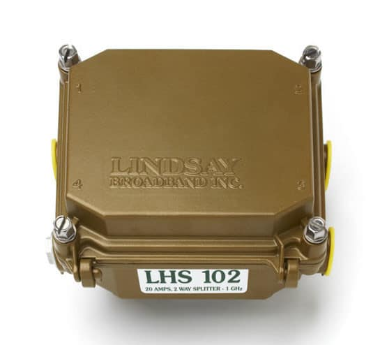 100 Series 1 22 GHz Directional Coupler, Splitters, Power Inserters